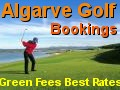 Algarve Golf green fees at best rates